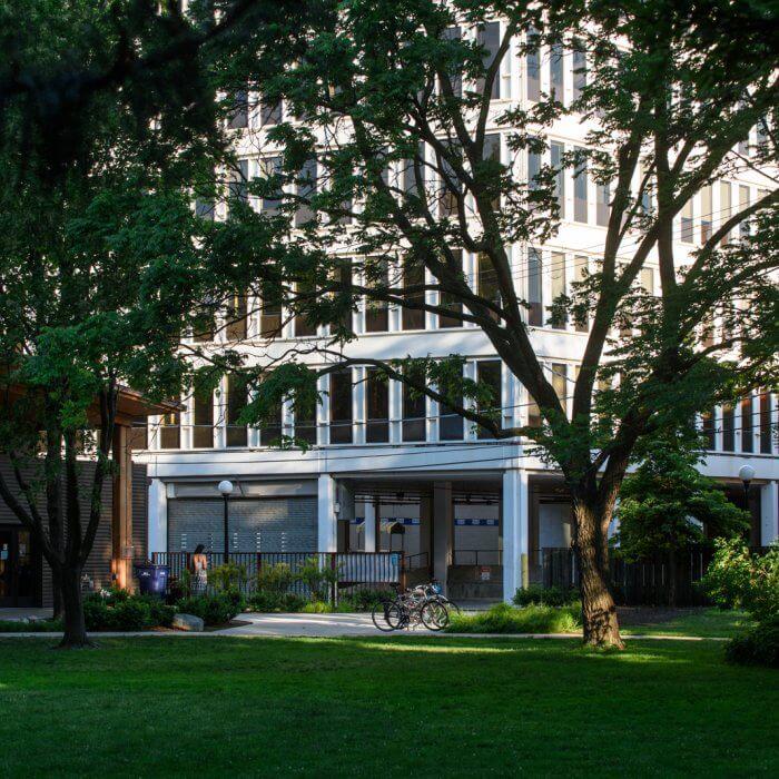 Austin Gardens, Oak Park at 1010 Lake Street, Oak Park