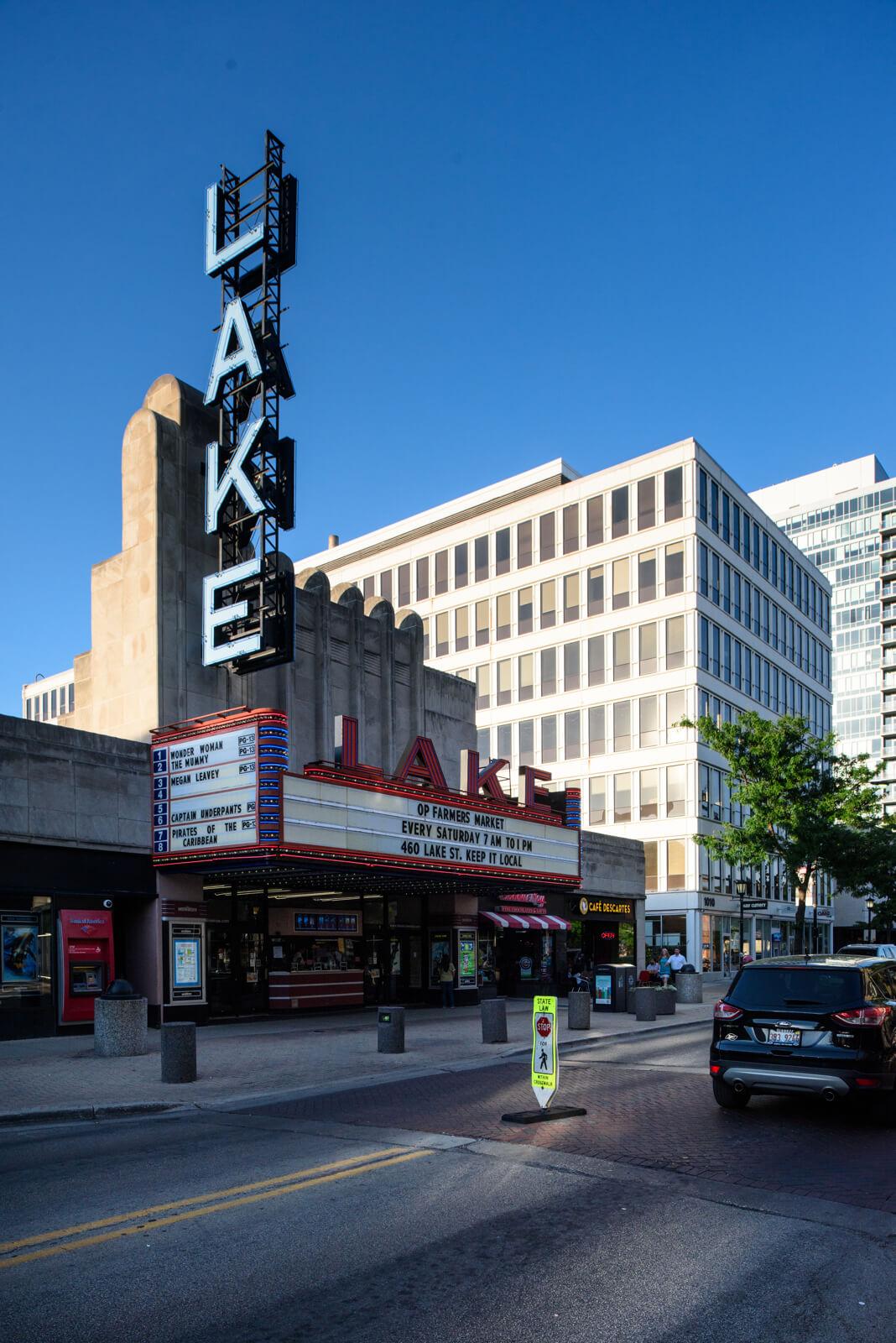 Downtown Oak Park, IL