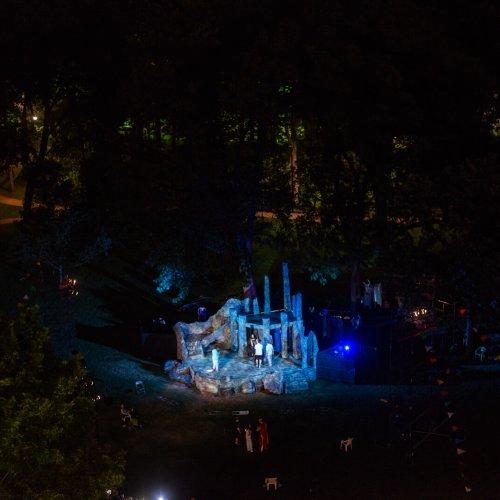 Shakespeare in the Park, Oak Park, IL