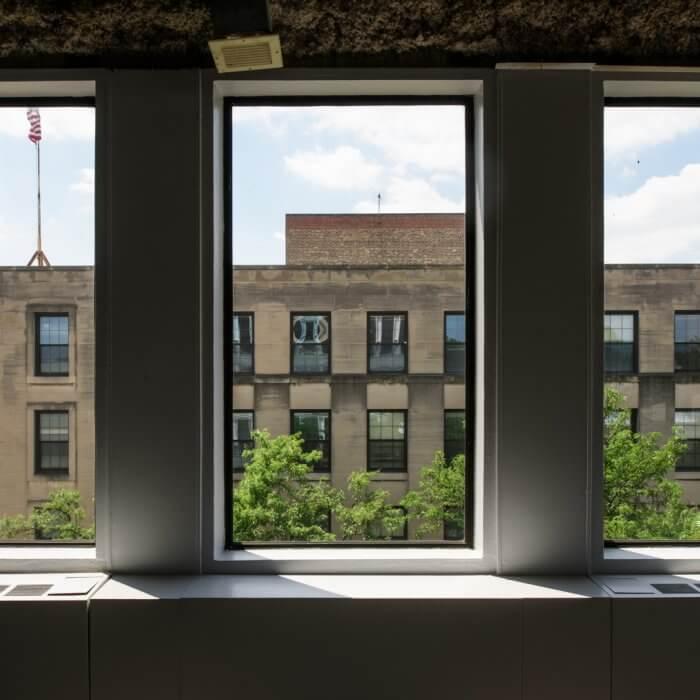 Views of Downtown Oak Park, IL from 1010 Lake Street, Oak Park, IL