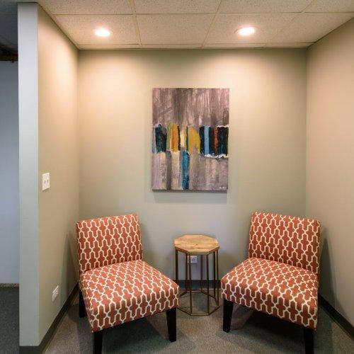Downtown Oak Park, IL office space at 1010 Lake Street, Oak Park