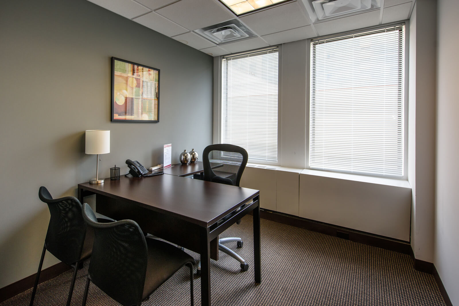 Office space in Downtown Oak Park, IL
