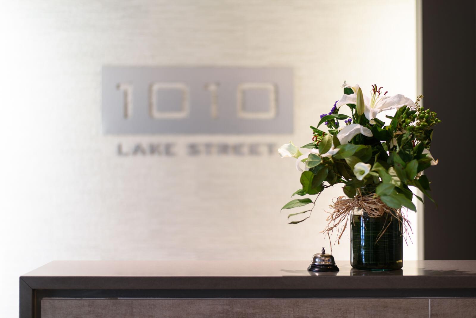 Concierge services at 1010 Lake Street, Downtown Oak Park, IL