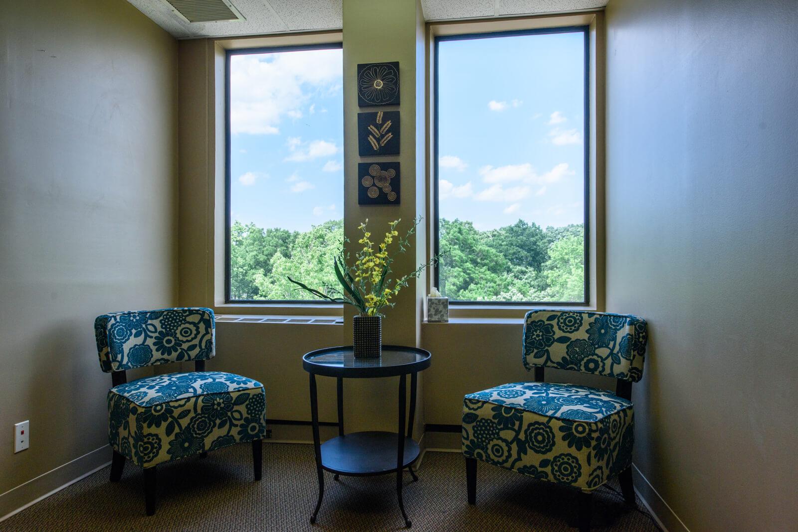 Views at 1010 Lake Street, Oak Park office spaces