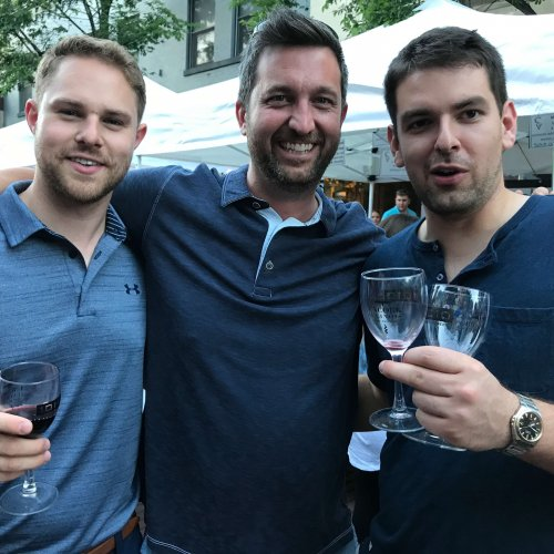 Uncork Illinois 2017 in Oak Park, IL
