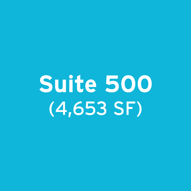 Suite 500 (4,653 SF)